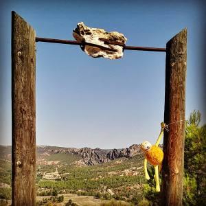 Hoces del Cabriel - el Totem
