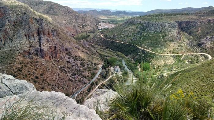 Top Ten Hikes of Los Serranos - Peña María