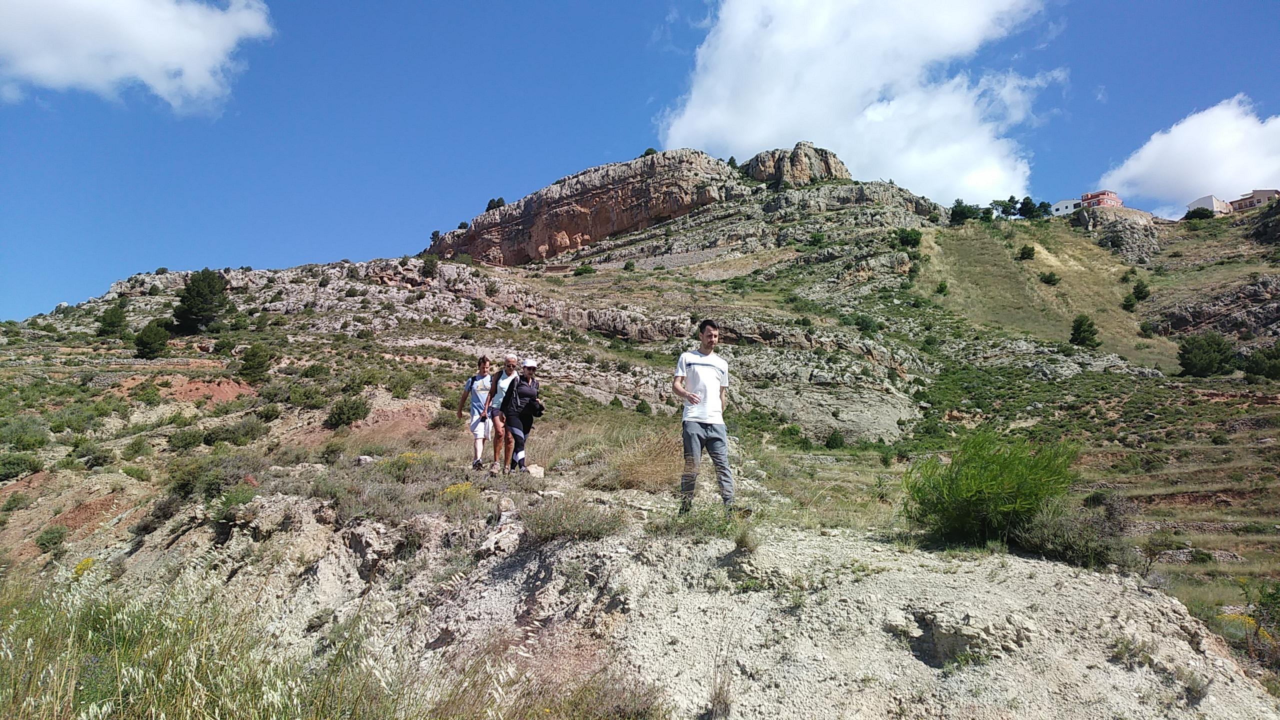 Top Ten Hikes of Los Serranos - Alpuente