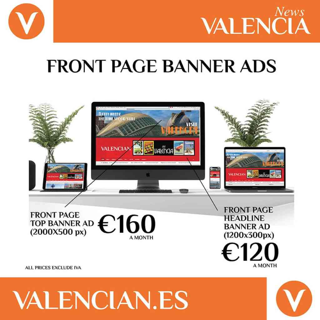 Advertise in Valencia News 2
