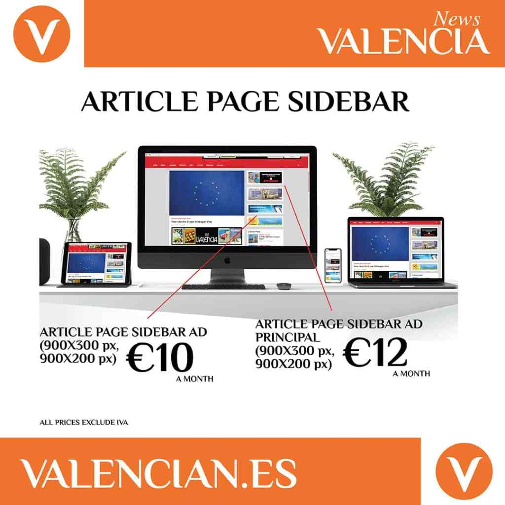 Advertise in Valencia News 6