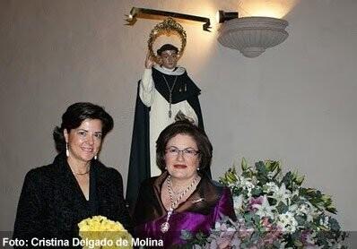 Amparo Chova con María José Pinazo Pérez