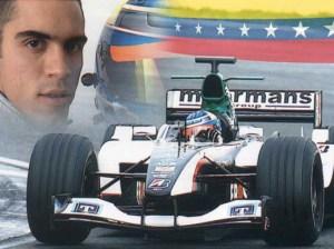 El piloto venezolano Pastor Maldonado es una de las revelaciones de la temporada en la F1