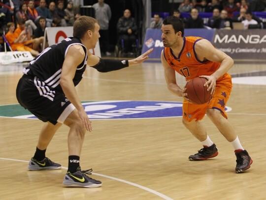 El Valencia Basket sigue su camino imparable en la presente temporada./m.a.polo