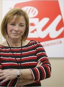 Marga Sanz, coordinadora de EUPV