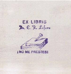 Ex-libris C.R