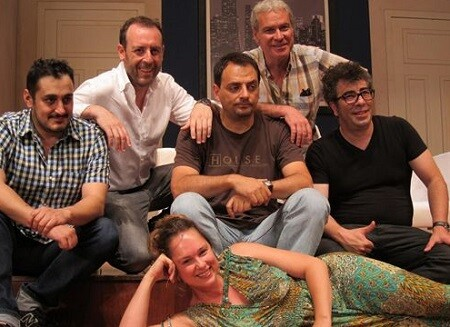 Foto- Teatro Olympia