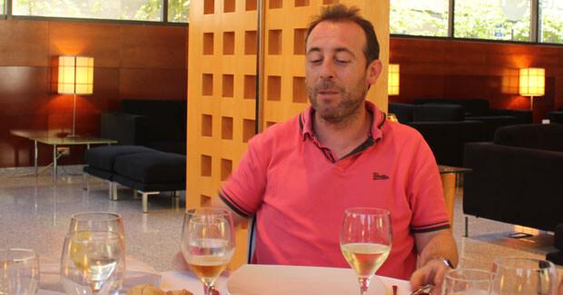 Antonio Molero. Foto: Javier Furió