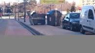 El viento deja destrozos en Valencia y un fallecido en Benimàmet (4)