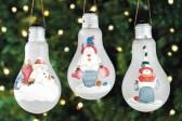 Crea en tu casa una decoración navideña reciclada (10)