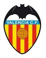 Escudo del Valencia CF.