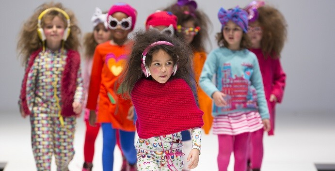FIMI, la Feria Internacional de la Moda Infantil y Juvenil organizada por Feria Valencia, lleva a Madrid el poder de la moda infantil.