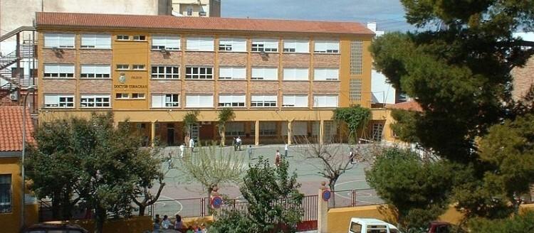 Colegio Dr. Corachan en Chiva.