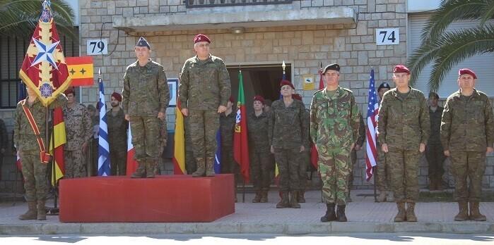 El teniente general Varela se hace cargo del Cuartel General en un momento clave, ya que el HQ NRDC-ESP está en su periodo de alerta.