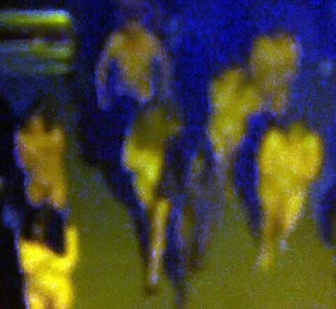 La policía rusa obligó a 11 prostitutas y sus clientes a caminar desnudos por San Petersburgo (3)