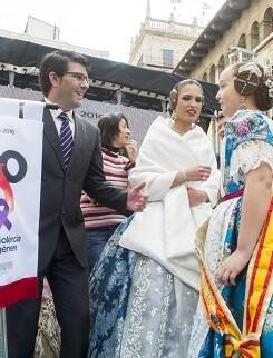 Jorge Rodríguez, ha anunciado el importe de la ayuda que se avanzó con motivo de la declaración de la UNESCO. (Foto-Abulaila).
