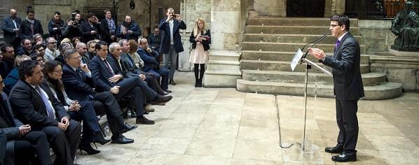 Reunión para el Fondo de Cooperación (Foto-Abulaila).