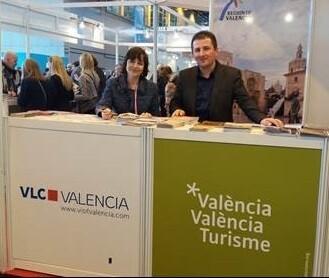 El Patronat de Turisme de València participa en el Saló.
