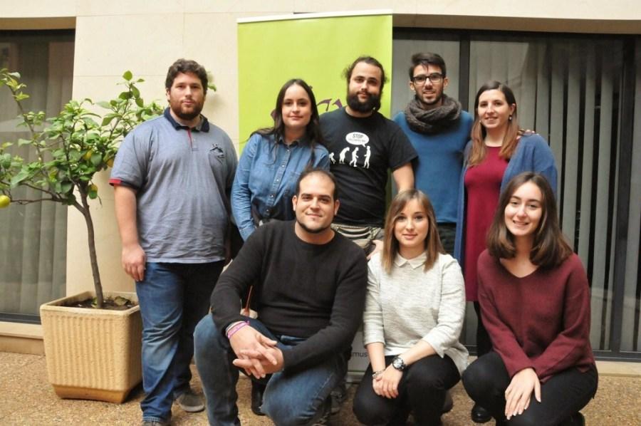 La nova Comissió Permanent del Consell de la *Joventut de la Comunitat Valenciana