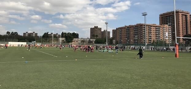 II Torneo de Rugby Infantil Pantera.