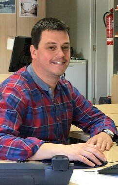 Ivan Martí, diputat de Modernització.
