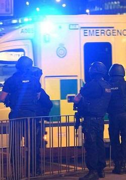 El incidente está siendo tratado en estos momentos como un atentado terrorista.