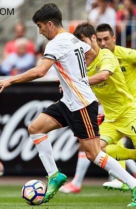 21-05-2017, Liga Santander, Valencia CF v Villarreal CF. Mestalla, Valencia