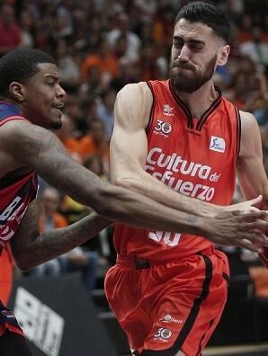 El Valencia Basket hizo un gran encuentro.