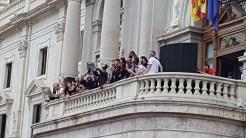 Valencia Basket celebró con su afición el primer título de la Liga Endesa (35)