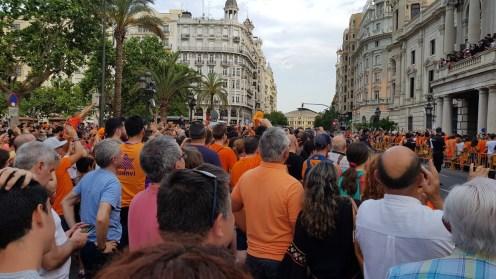 Valencia Basket celebró con su afición el primer título de la Liga Endesa (61)
