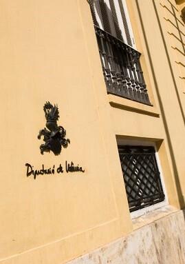 Diputación de Valencia.