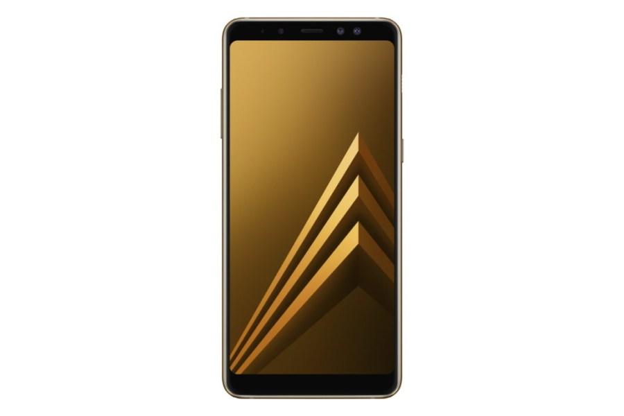 Galaxy A8 _gold