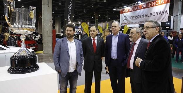 Las matriculaciones de vehículos en la Comunitat Valenciana se incrementan un 9 por ciento en noviembre.
