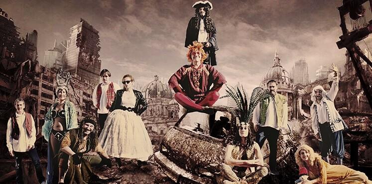 Una imagen de la nueva pieza teatral.