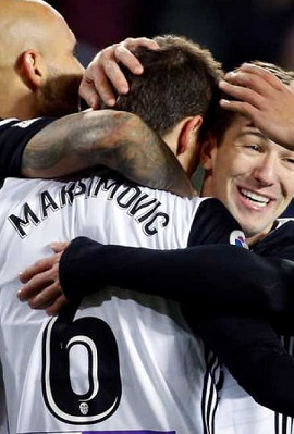 El Valencia suma una nueva victoria.