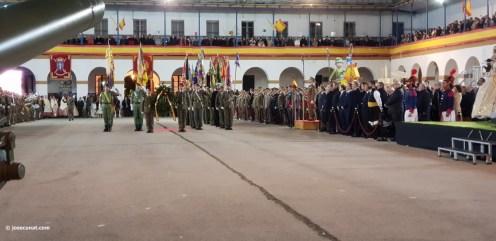 XXX edición de la Falla de las Fuerzas Armadas y Guardia Civil . (120)