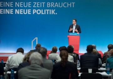 Pedro Sánchez en Alemania