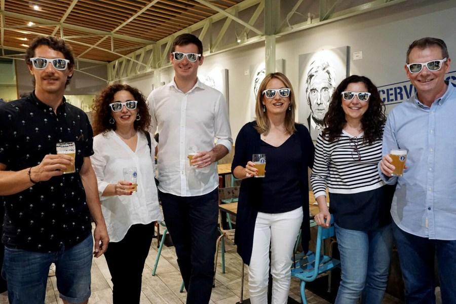 Zeta Beer presenta Trïgger en las Cervezas del Mercado by BWK (2)