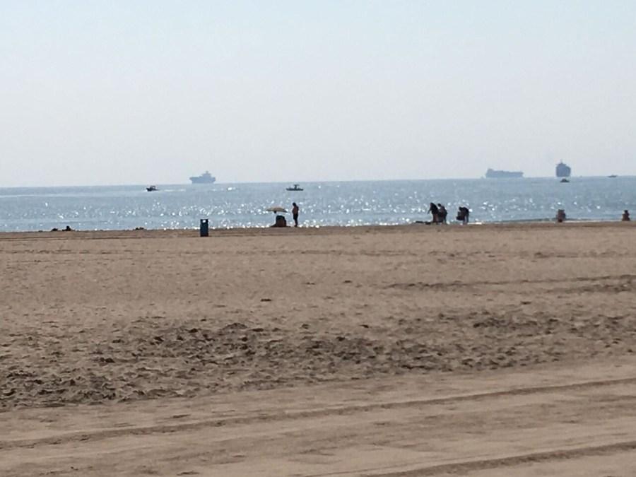 playa pinedo