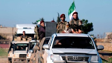 Siria Fuerzas rmadas recuperan 40 posiciones