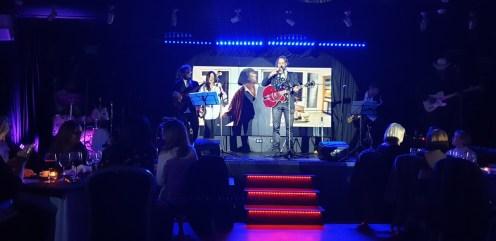 Dinner Show, en Casino Cirsa Valencia Kill Bill Bang Band 20191206_220901 (12)