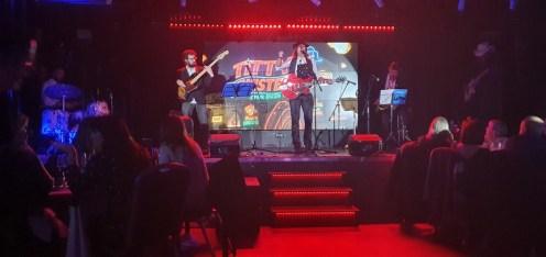 Dinner Show, en Casino Cirsa Valencia Kill Bill Bang Band 20191206_220901 (25)