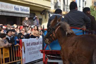 bendición de la fiesta de san Antonio Abad en València 20200117_094858 (123)