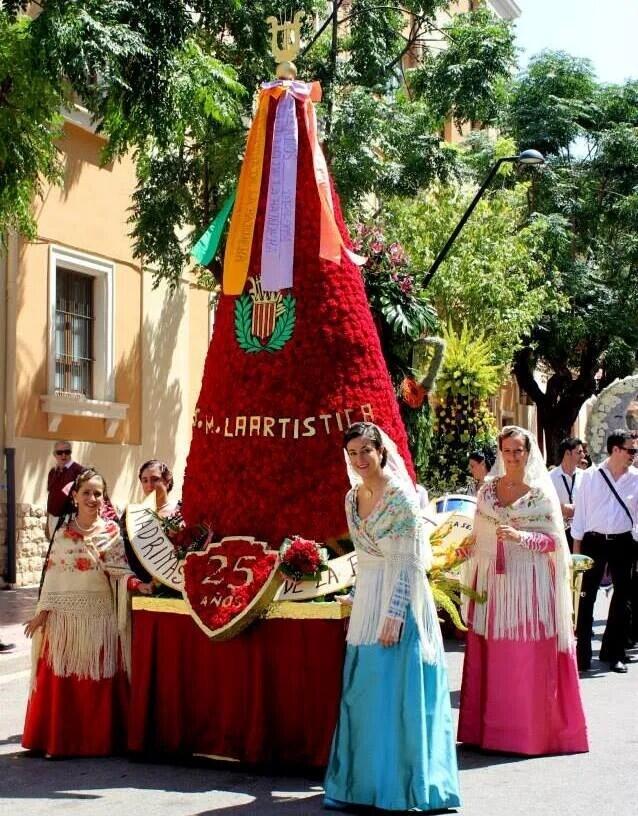 Fiesta del Mantón