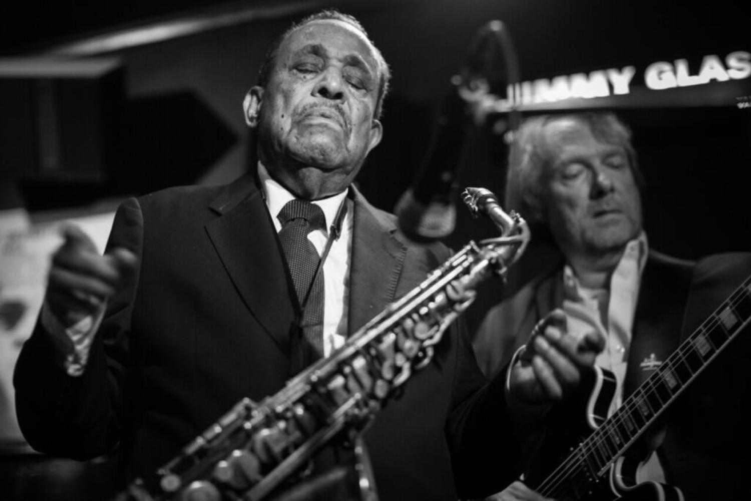 Lou Donaldson en Jimmy Glass