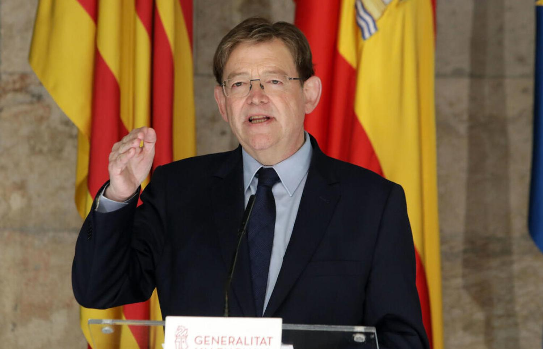 Ximo Puig destaca que el pase a la fase 1 del conjunto de la Comunitat Valenciana obliga a 'más protección, más prevención y más prudencia'