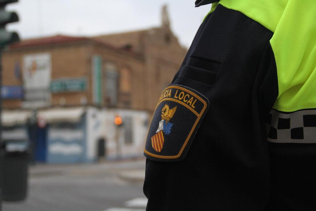 policia local Proves PCR personal municipal