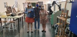 La Dra. Ana Mafé acompaña a la televisión francesa en busca de localizaciones para una grabación sobre el Santo Grial 20200706_090824 (21)