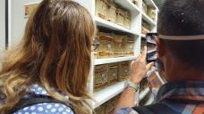 La Dra. Ana Mafé acompaña a la televisión francesa en busca de localizaciones para una grabación sobre el Santo Grial 20200706_090824 (9)