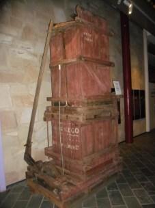 original wool press